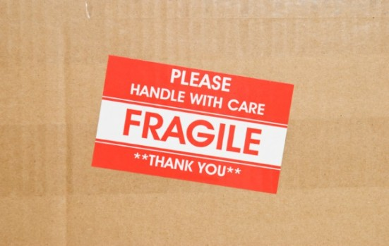 Keep your fragile items from breaking with these packing tips.