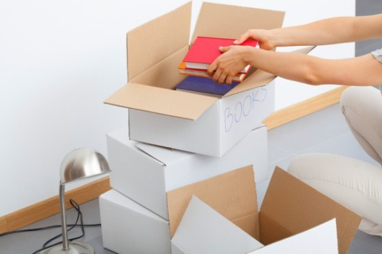 Proper labelling of you moving containers can help simplify your move.